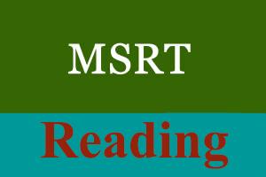 منبع ریدینگ ام اس آر تی-MSRT