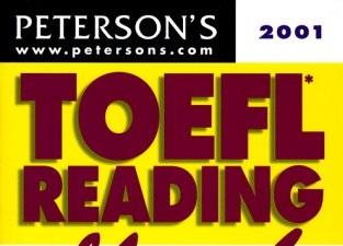 دانلود رایگان کتاب TOEFL Reading Flash Peterson